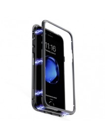 Husa Magnetica 360°, Apple iPhone X/XS, neagra