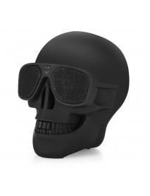Boxa portabila Wireless Versiune Bluetooth 4.0 Skull x18 Neagra