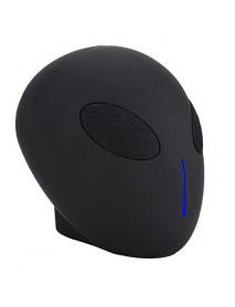 Boxa Alien universala portabile cu Bluetooth wireless  Neagra