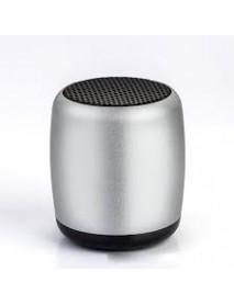 Mini boxa portabila BM3 TWS Bluetooth 4.2 wireless Argintie