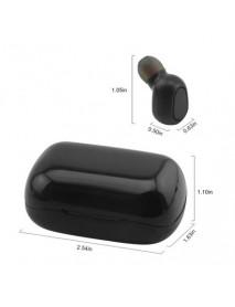 CASTI BLUETOOTH 5.0 WIRELESS Product Maxcell MODEL LY-064 Negru