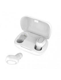 Casti Bluetooth 5.0 Wireless model Ly-064 Alb