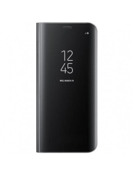 Husa Samsung Galaxy S7 Edge Flip Clear View Neagra