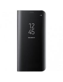 Husa Samsung Galaxy 6A 2018 Clear View Negru