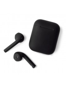 Casti wireless bluetooth 5.0 InPods 12 Negru Mat