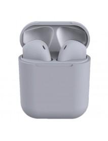 Casti InPods 12 Wireless bluetooth 5.0 Gri Mat High Definition Music Audio Compatibile ORICE BRAND