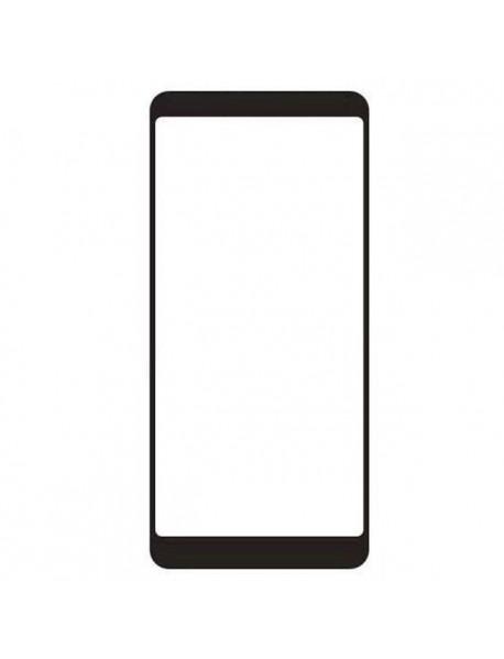Folie Sticla Securizata 3D cu Adeziv pe Margine Samsung Galaxy A9 Star Pro A920 Negru-Black