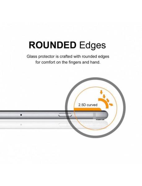 Folie Sticla Securizata 5D Tempered Glass Full Glue Apple iPhone 6s Plus  Nergru-Black