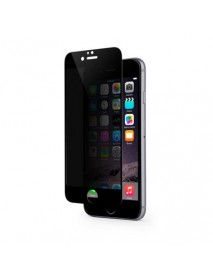 Folie Sticla Securizata Privacy 5D Tempered Glass Full Glue Apple iPhone 6  Nergru-Black