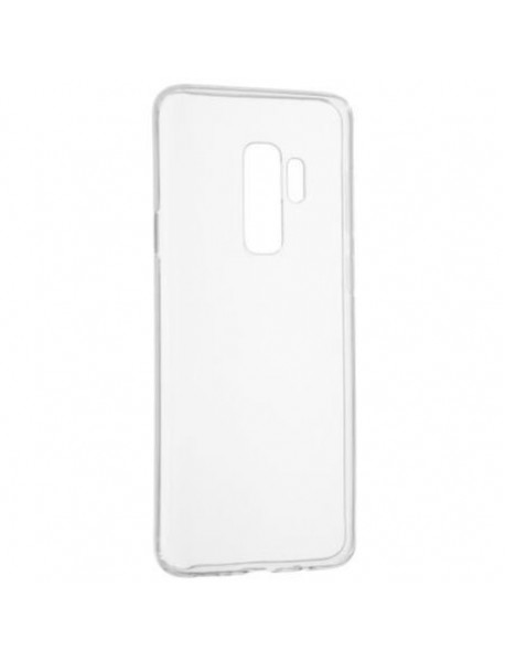 Husa Protectie Silicon Slim Thin Skin Huawei Mate 20 Lite  Transparent-Transparent