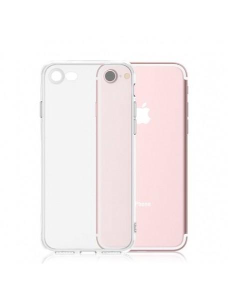 Husa Protectie Silicon Slim Thin Skin Huawei Mate 20 Lite  Transparent-Transparent